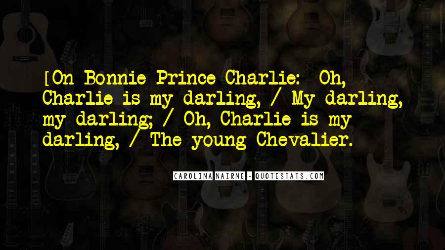 Carolina Nairne Quotes #1642107
