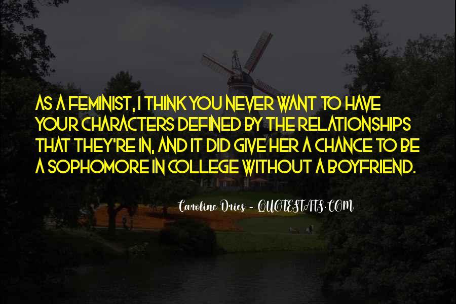 Caroline Dries Quotes #1439873