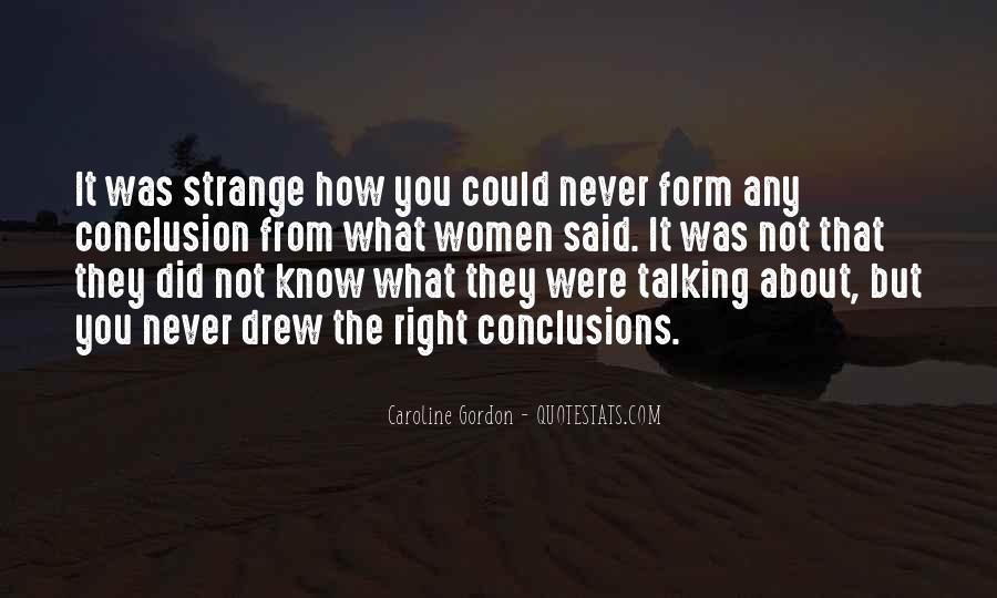 Caroline Gordon Quotes #1454261