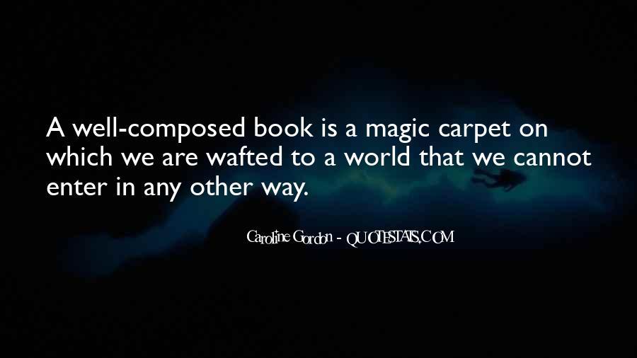 Caroline Gordon Quotes #247725
