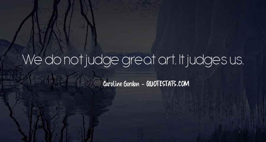 Caroline Gordon Quotes #984095