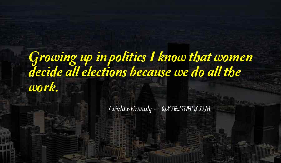 Caroline Kennedy Quotes #1516814