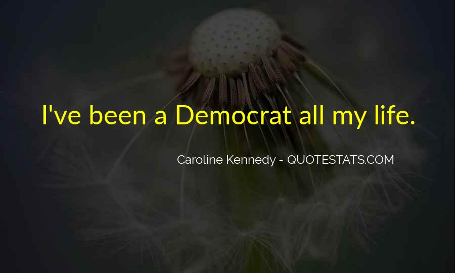 Caroline Kennedy Quotes #1807412