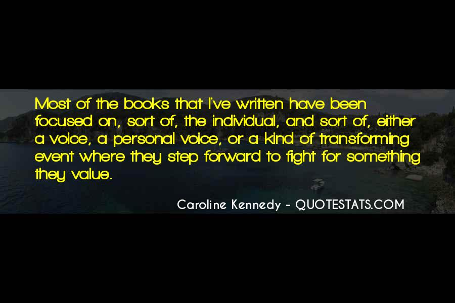 Caroline Kennedy Quotes #486166