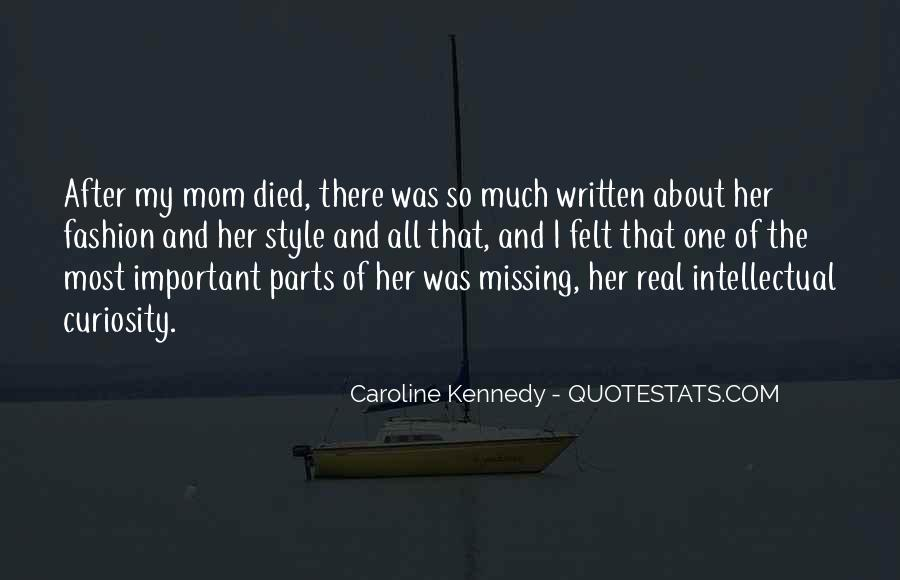 Caroline Kennedy Quotes #930919