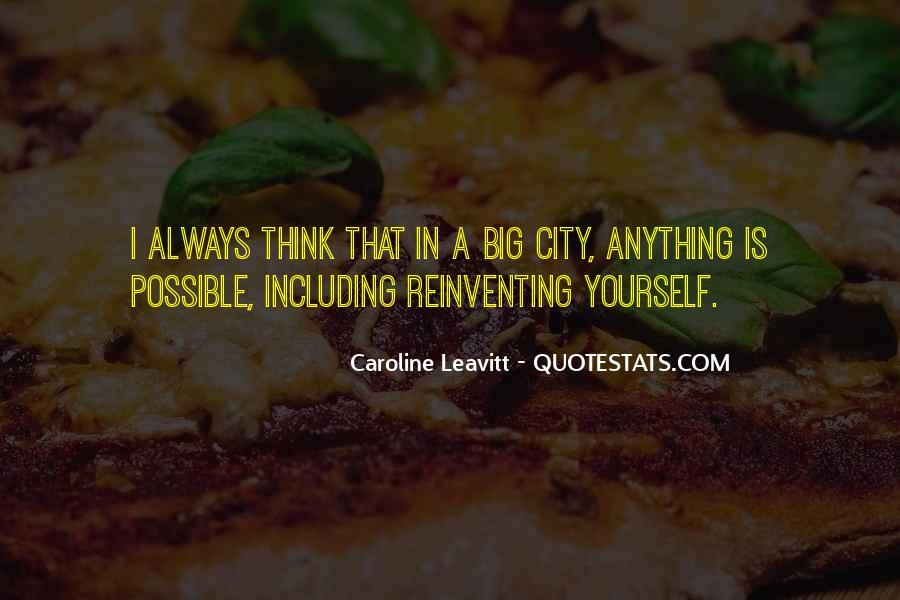 Caroline Leavitt Quotes #1099423