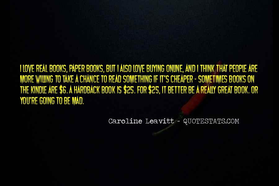 Caroline Leavitt Quotes #1195035