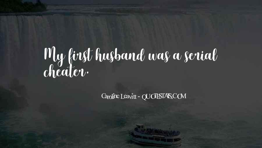 Caroline Leavitt Quotes #120112