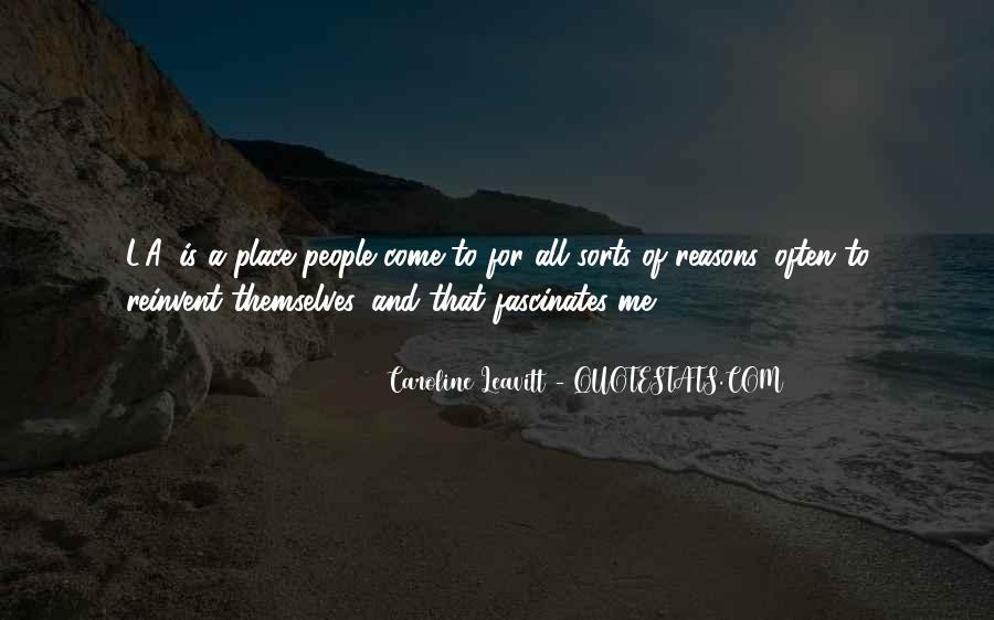 Caroline Leavitt Quotes #1315560