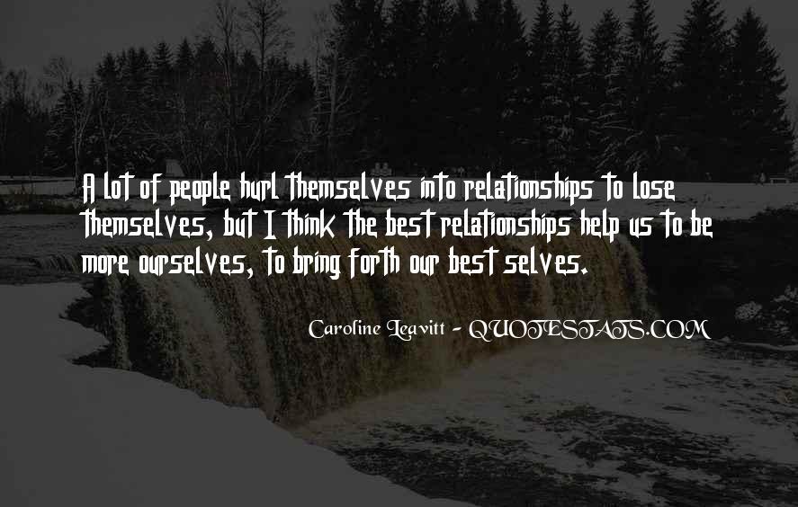 Caroline Leavitt Quotes #1315864