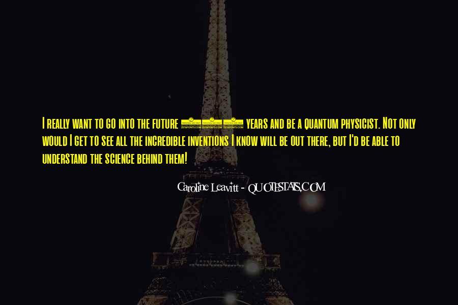 Caroline Leavitt Quotes #1387265