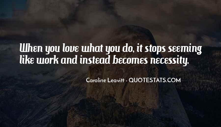 Caroline Leavitt Quotes #139622