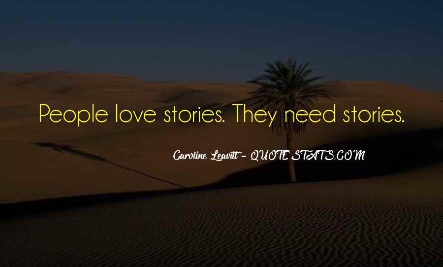 Caroline Leavitt Quotes #1567129