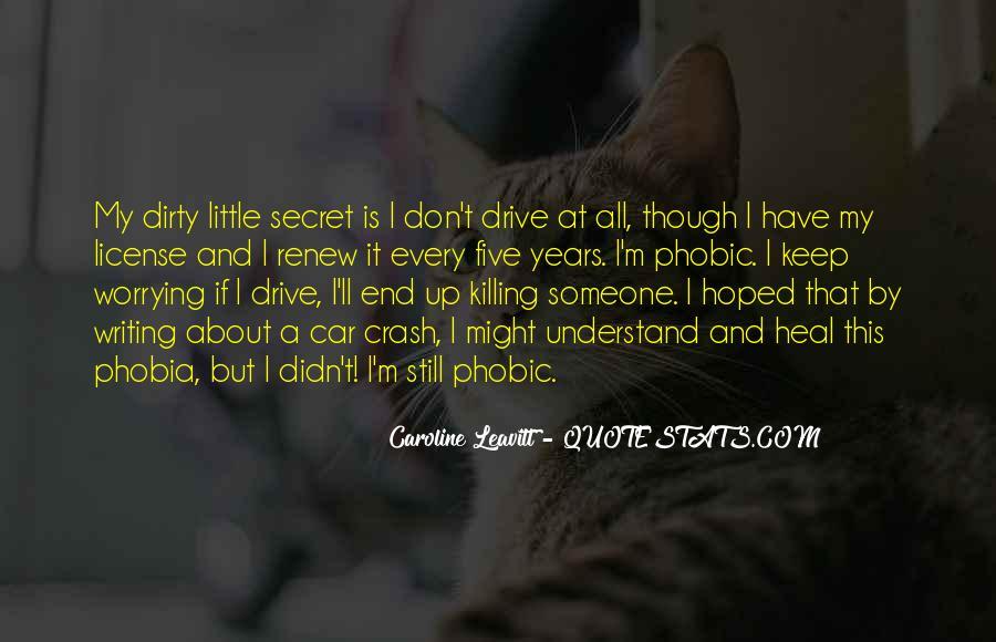 Caroline Leavitt Quotes #1726373