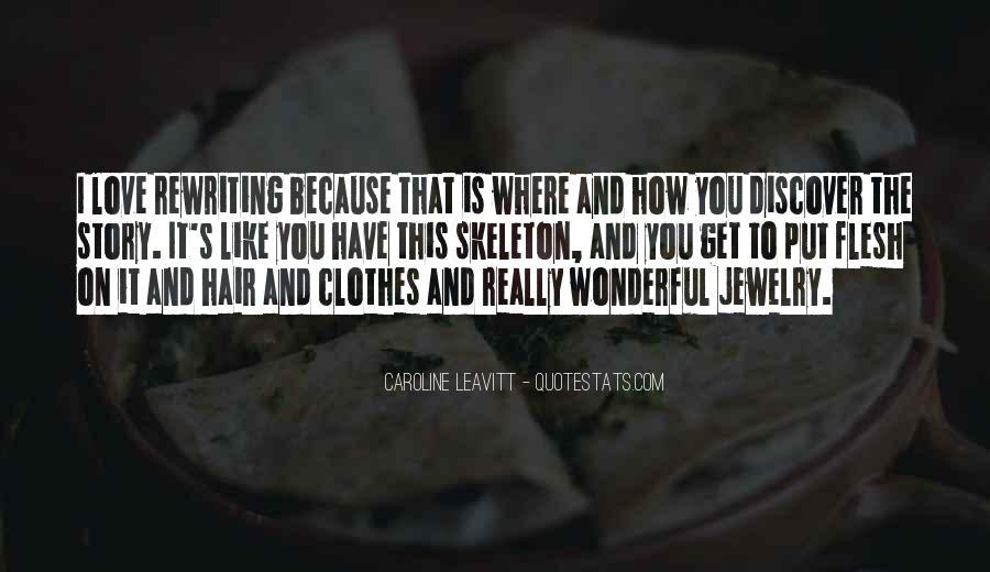 Caroline Leavitt Quotes #388876