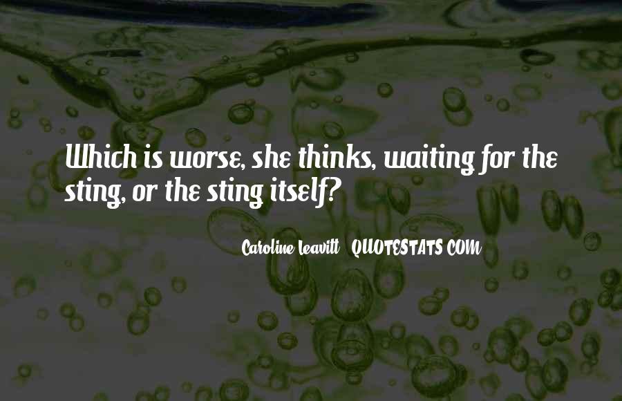 Caroline Leavitt Quotes #416168