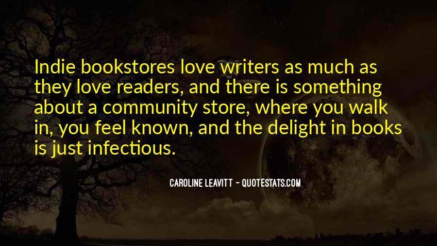 Caroline Leavitt Quotes #563917