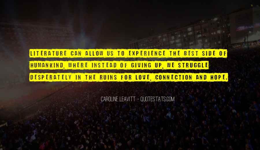 Caroline Leavitt Quotes #597785