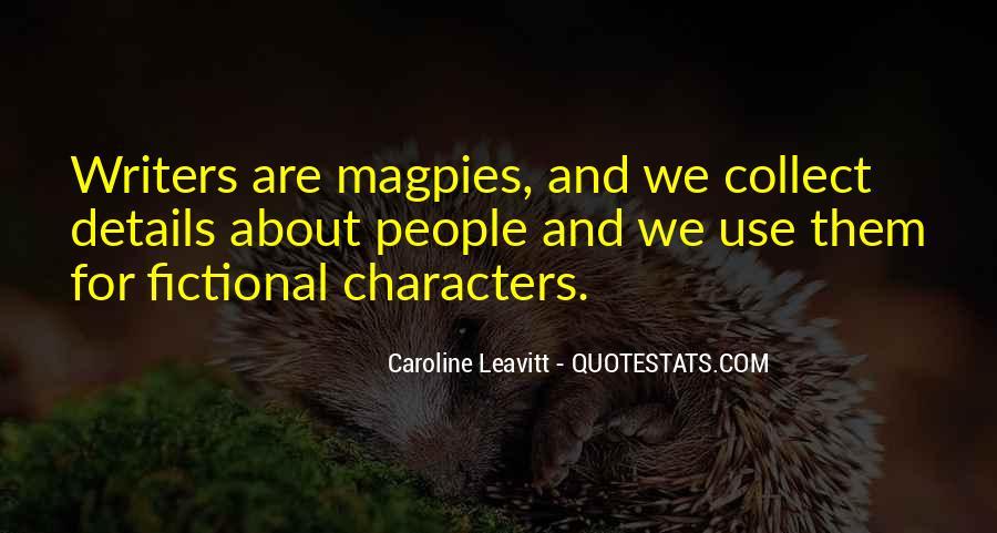 Caroline Leavitt Quotes #794317