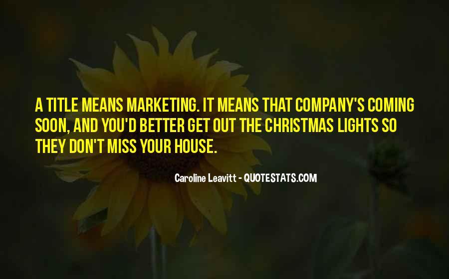 Caroline Leavitt Quotes #823515