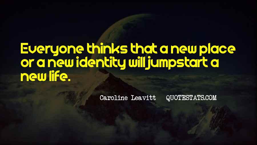 Caroline Leavitt Quotes #993739