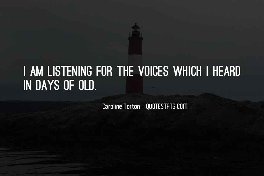 Caroline Norton Quotes #111648