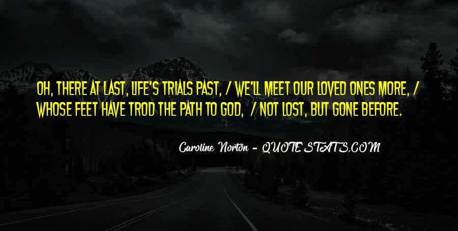 Caroline Norton Quotes #1356527