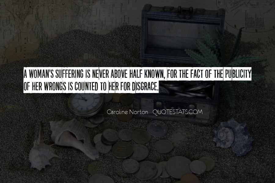 Caroline Norton Quotes #1477280