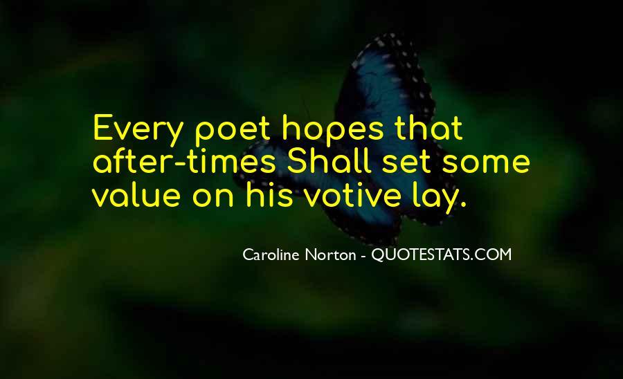 Caroline Norton Quotes #1787923