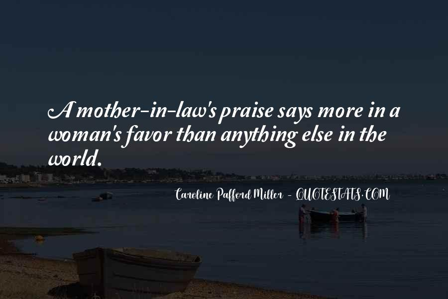Caroline Pafford Miller Quotes #65535