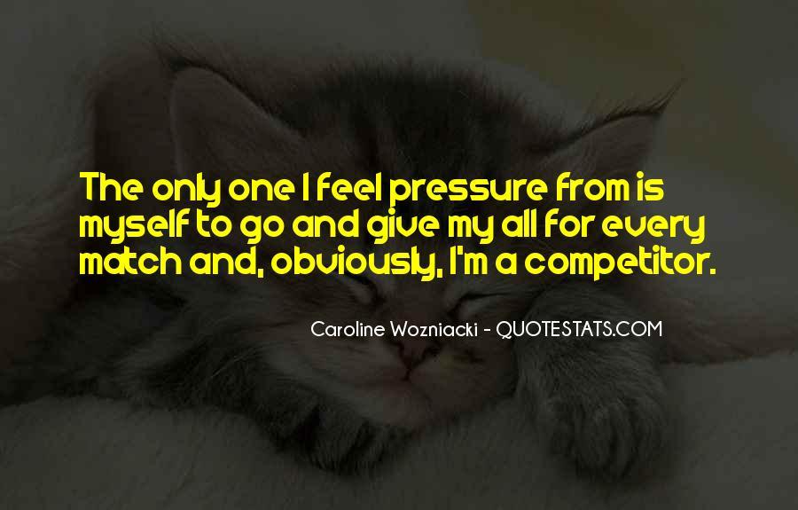 Caroline Wozniacki Quotes #1184520