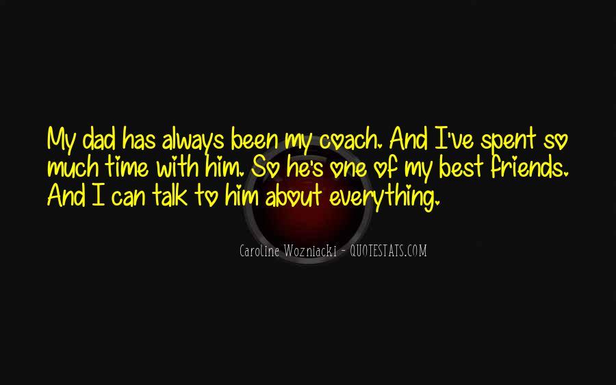 Caroline Wozniacki Quotes #1439038