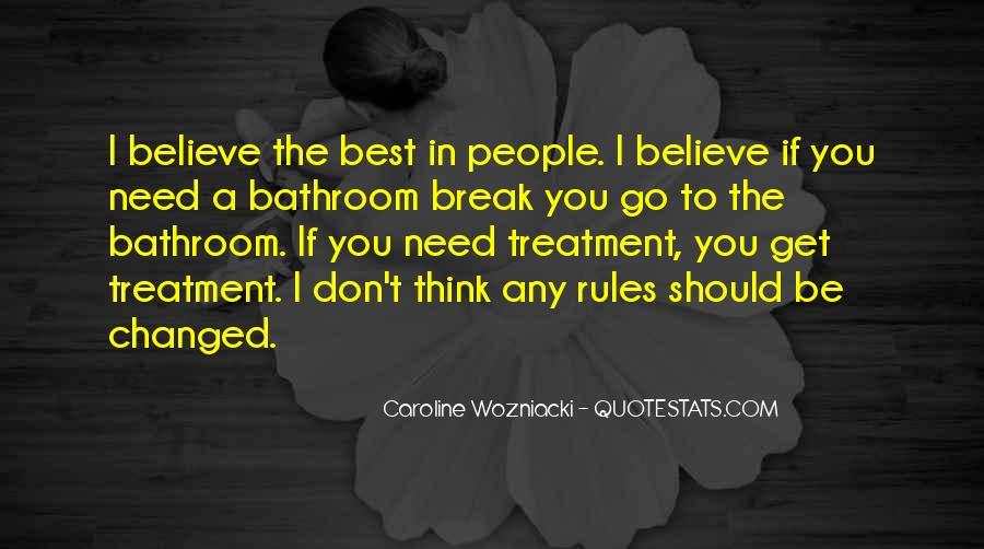 Caroline Wozniacki Quotes #1782612