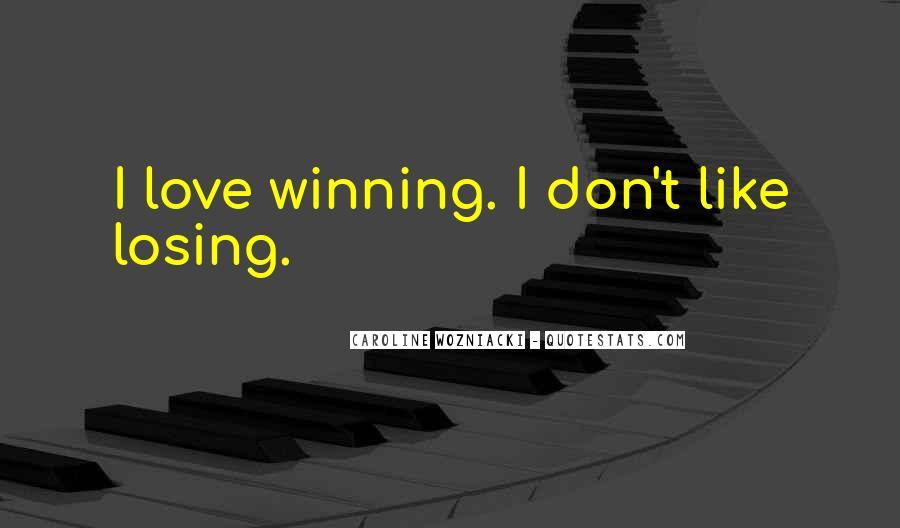 Caroline Wozniacki Quotes #365520