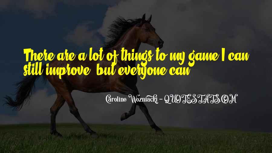 Caroline Wozniacki Quotes #476918