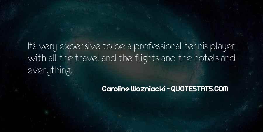 Caroline Wozniacki Quotes #49705