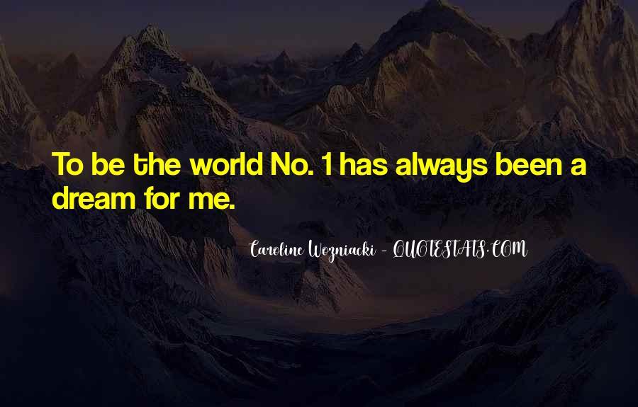 Caroline Wozniacki Quotes #822844