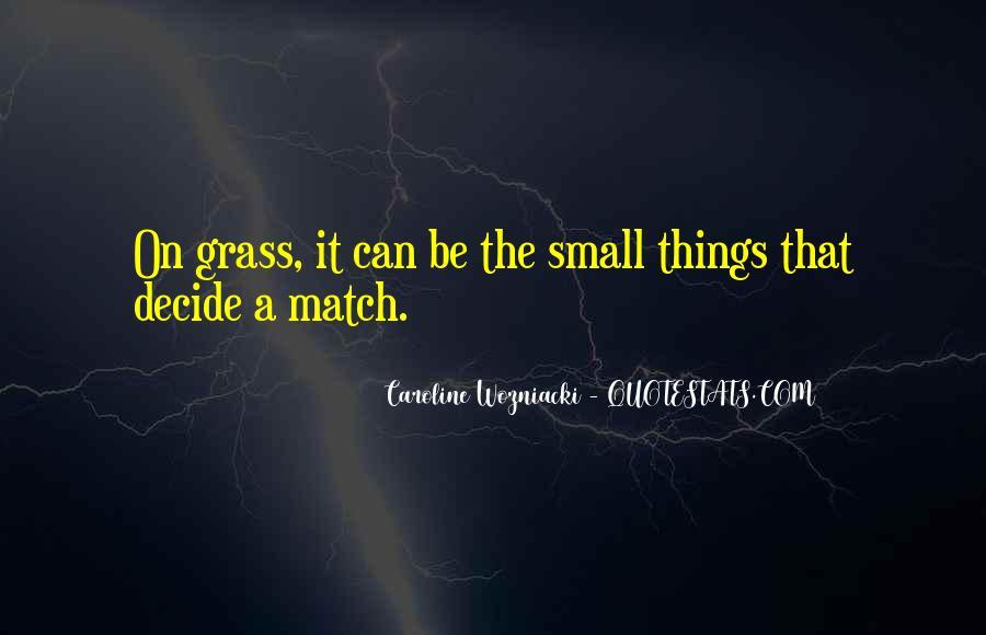 Caroline Wozniacki Quotes #92110