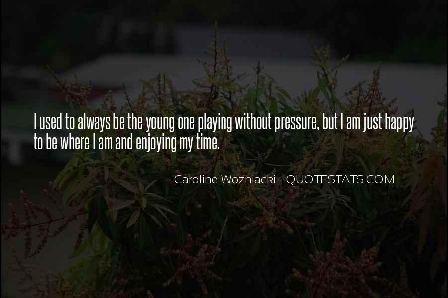 Caroline Wozniacki Quotes #961015