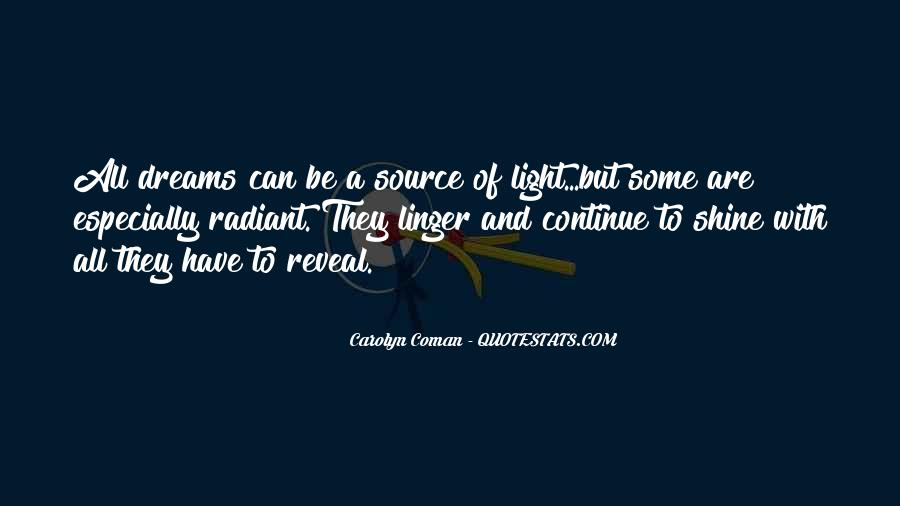 Carolyn Coman Quotes #109859