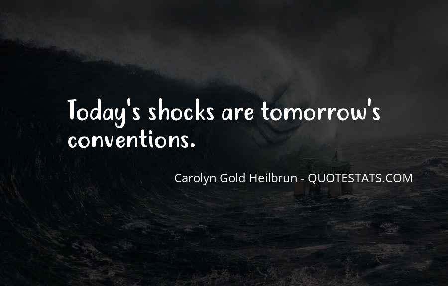 Carolyn Gold Heilbrun Quotes #1879338