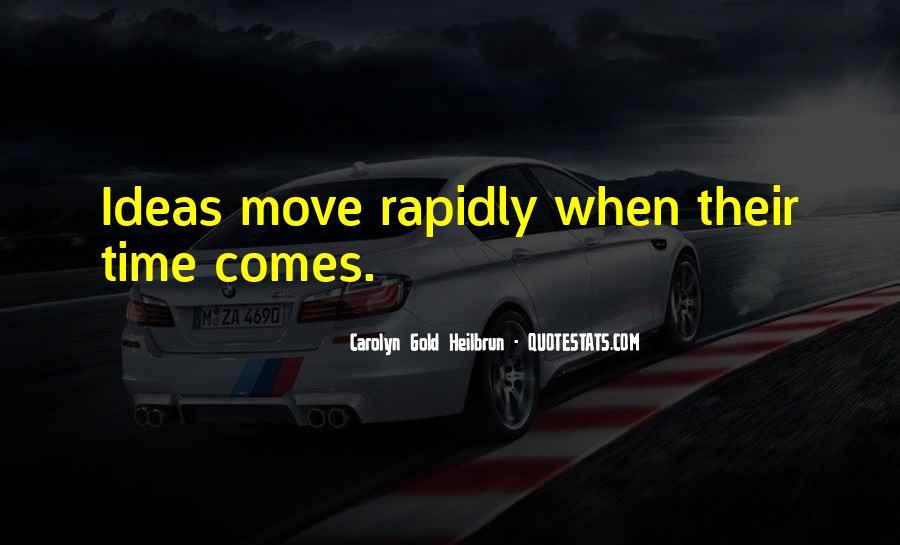Carolyn Gold Heilbrun Quotes #307855