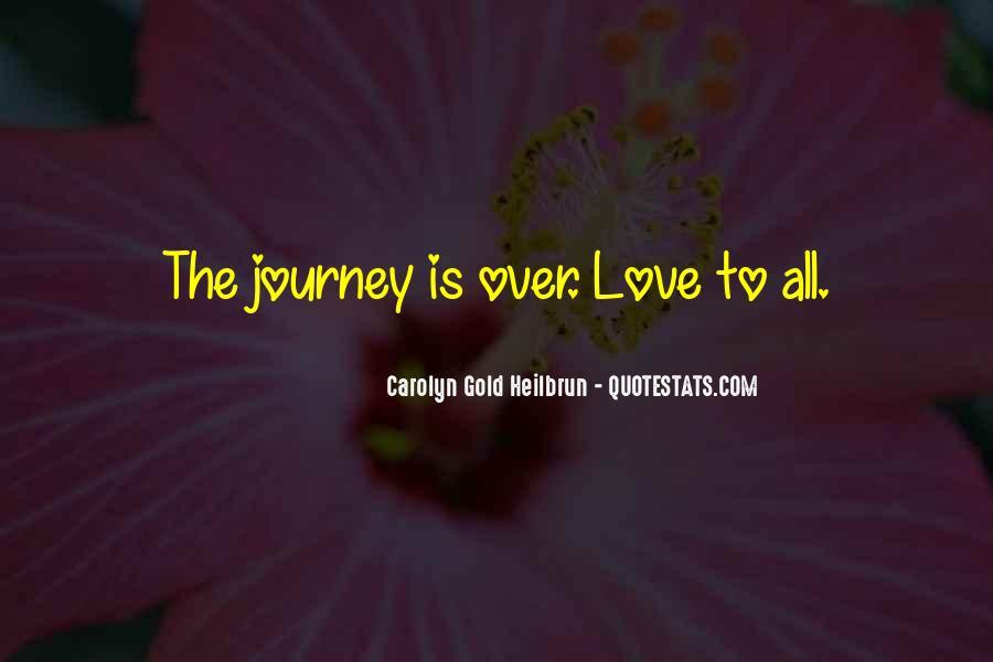 Carolyn Gold Heilbrun Quotes #527971