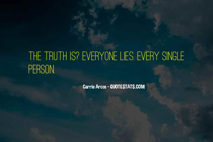 Carrie Arcos Quotes #1145873