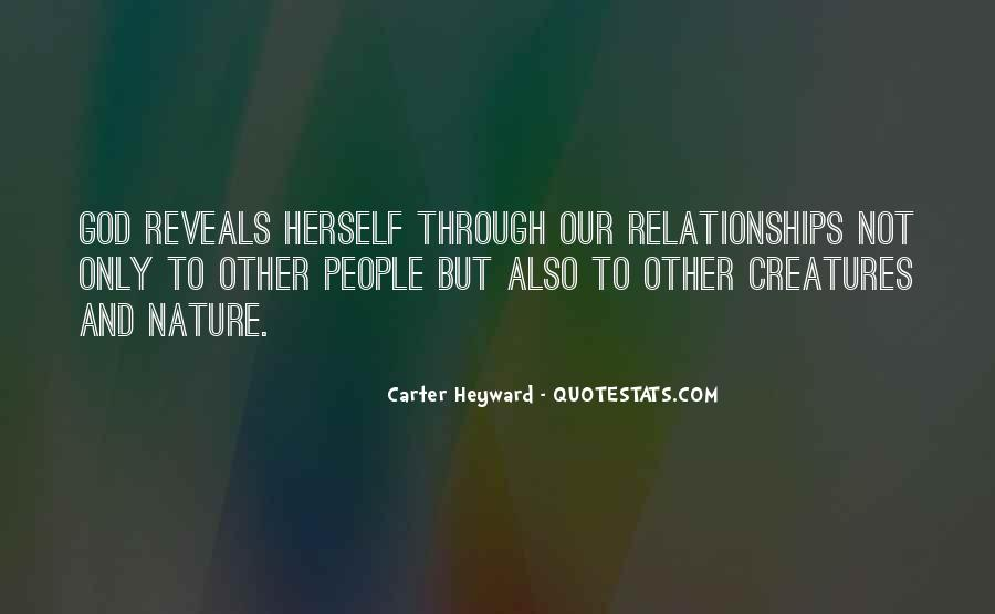 Carter Heyward Quotes #344343