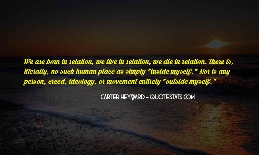 Carter Heyward Quotes #529978