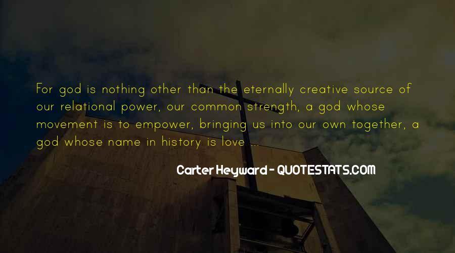 Carter Heyward Quotes #760060