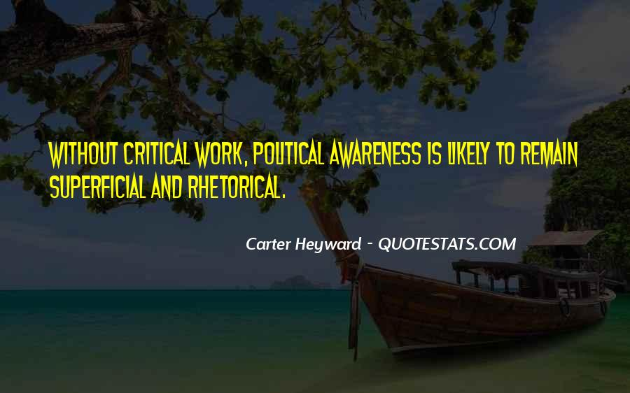 Carter Heyward Quotes #865296