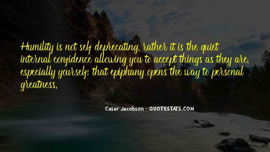 Casar Jacobson Quotes #1456565