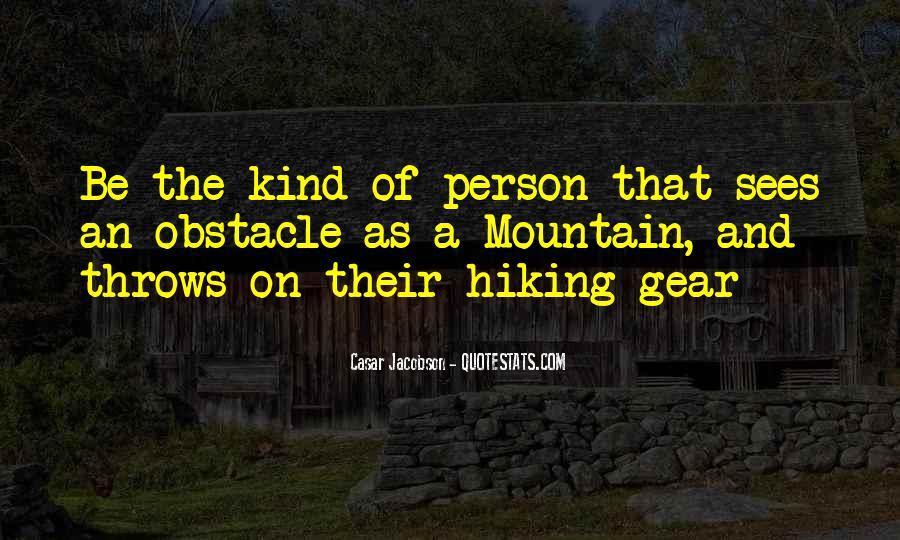 Casar Jacobson Quotes #167895